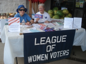 Voter Registration Weekend